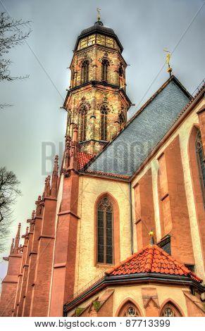 Dominican Abbey In Gottingen - Germany, Lower Saxony