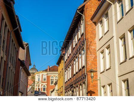 Houses In The Gottingen Town Center - Germany