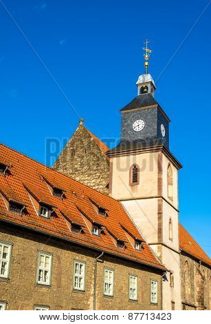 Marienkirche, A Church In Gottingen - Germany, Lower Saxony