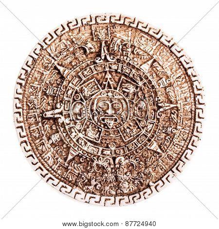 Stone Maya Calendar