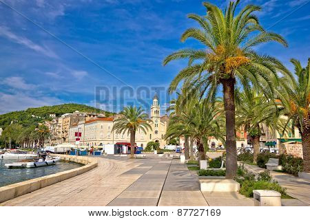 City Of Split Palm Waterfront