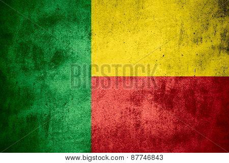 Flag Of Benin