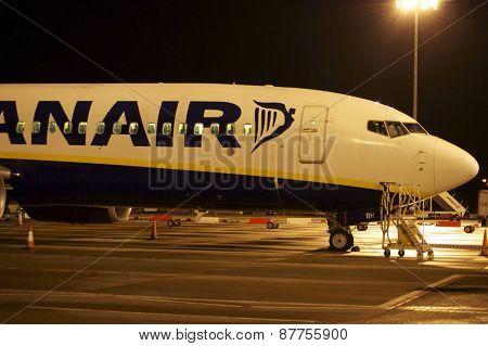 Airliner Ryanair