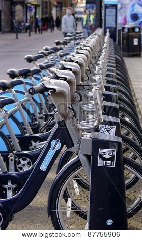 Bicycle Rental London