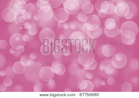 purple circle shape boke background