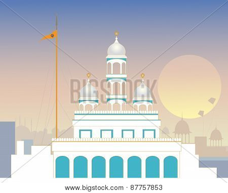 Urban Gurdwara