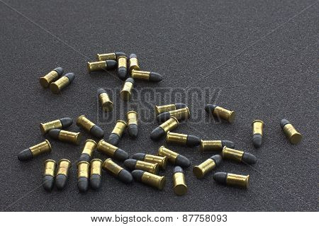 Small Caliber Cartridges