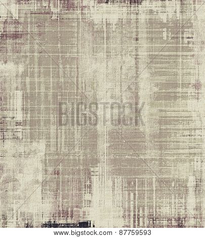 Grunge old texture as abstract background. With different color patterns: brown; gray