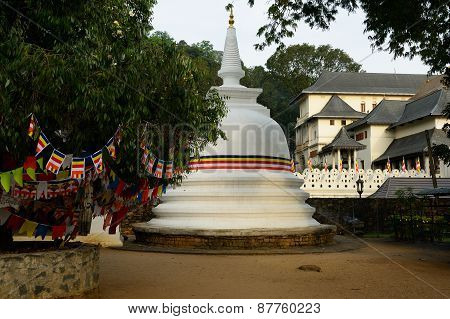 Temple Of The Tooth, Kandy, Sri Lanka