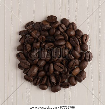 Circle Of Coffee