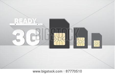 Sim Cards.