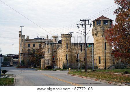 Joliet Prison, Joliet, Illinois