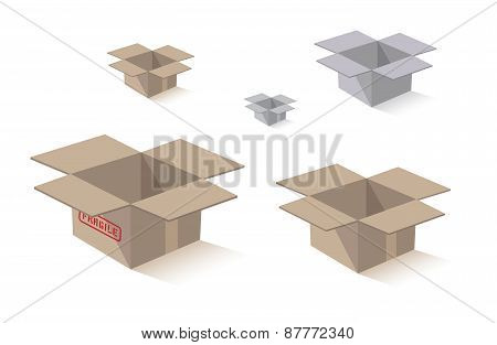 Shipping Packing Box