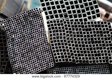 Metal Profiles Square Rectangular Pipe