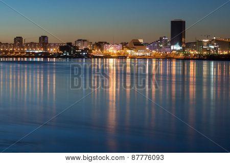 City Of Krasnoyarsk