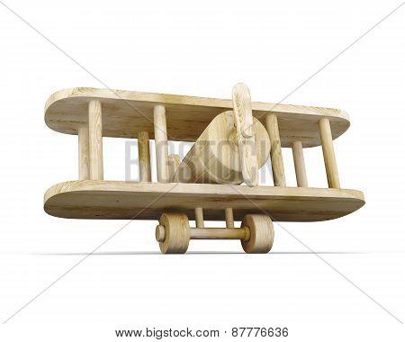 Toy Wooden Plane