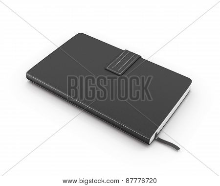 Black Notebook For Notes