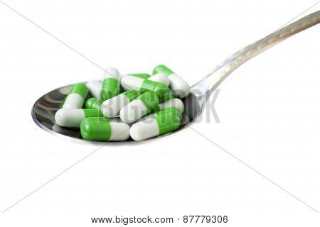 Pills Of The Spoon