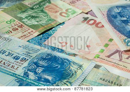 Background From Hong Kong Dollars