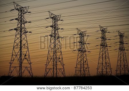 Electrical transmission power lines