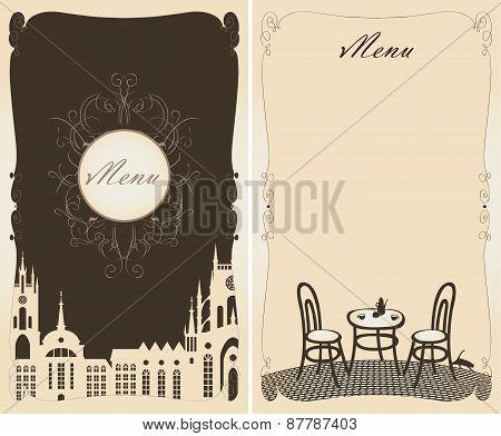 menu old town