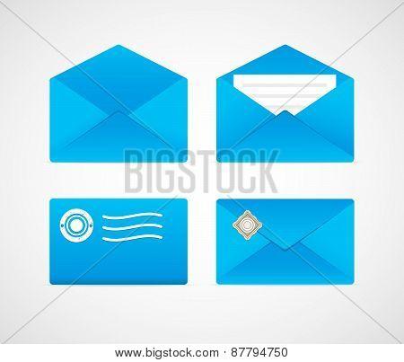 Stamped Envelopes.