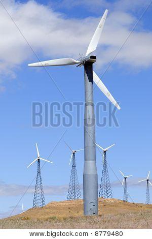 Wind-Powered Generators