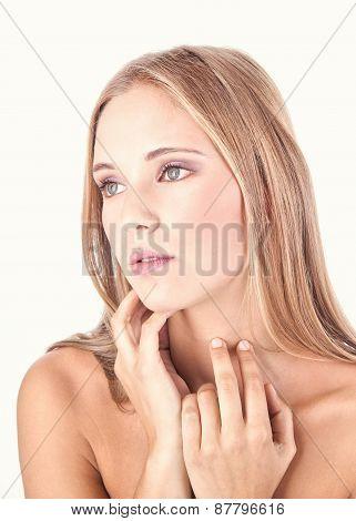 Woman Beauty Shot