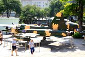 foto of fighter plane  - SAIGON  - JPG