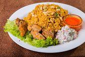 foto of indian food  - Eastern food - JPG