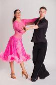 image of ballroom dancing  - Ballroom dancing - JPG