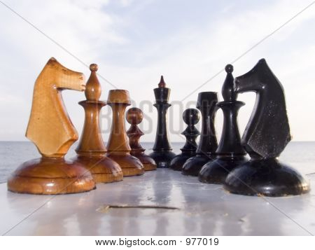Combination From Chessmen
