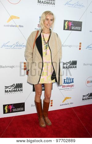 LOS ANGELES - JUL 20:  Isabel Lucas at the
