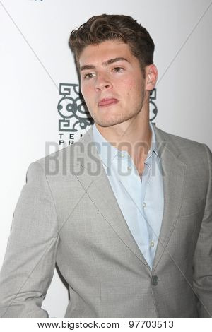 LOS ANGELES - JUN 30:  Gregg Sulkin at the 6th Annual Thirst Gala at the Beverly Hilton Hotel on June 30, 2015 in Beverly Hills, CA