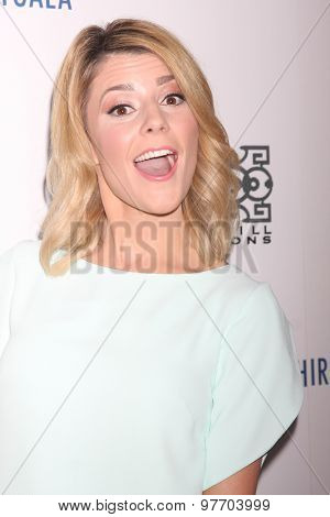 LOS ANGELES - JUN 30:  Grace Helbig at the 6th Annual Thirst Gala at the Beverly Hilton Hotel on June 30, 2015 in Beverly Hills, CA