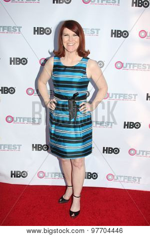 LOS ANGELES - JUL 11:  Kate Flannery at the