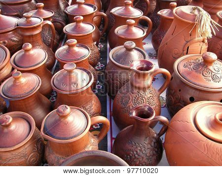 Potter's ware