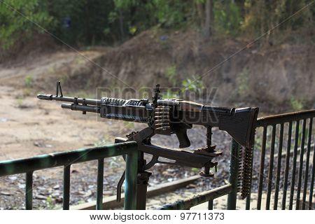 Vietnam Gun Range