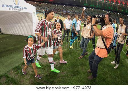 Fluminense X Gremio