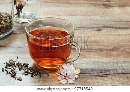 Black Tea In A Mug