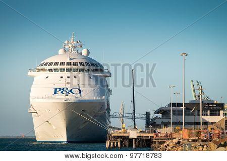 P&o Cruises Pacific Jewel