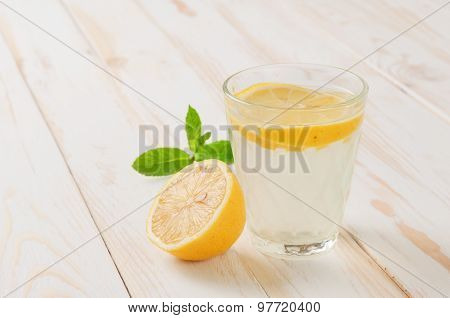 Refreshing Lemonade