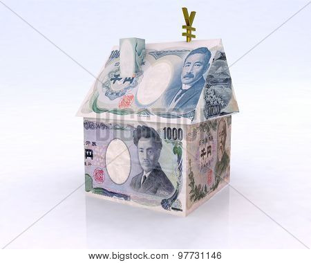 Home Made Of Japan Yen