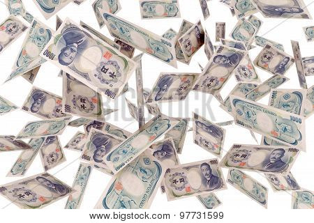 1000 Yen on Air