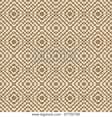 Checkerboard Pattern Cloth Texture Pattern Background