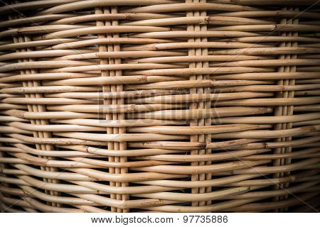 Rattan Basketry Pattern  Background 1