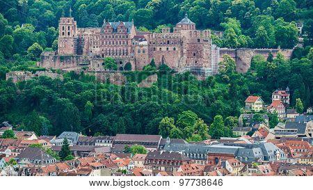 Old Part Of Heidelberg