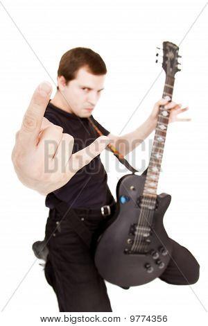 Formidable Guitarist