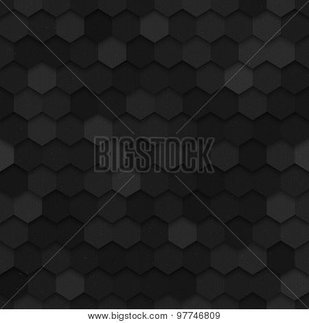 Seamless Vector Hipster Pattern