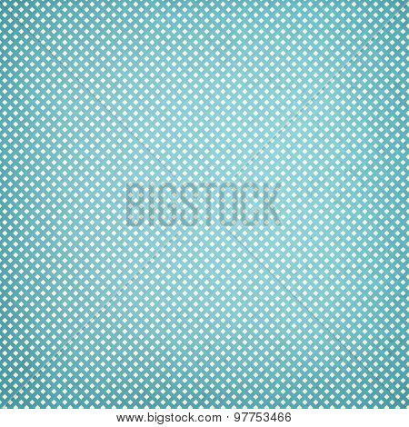 blue background with grid pattern